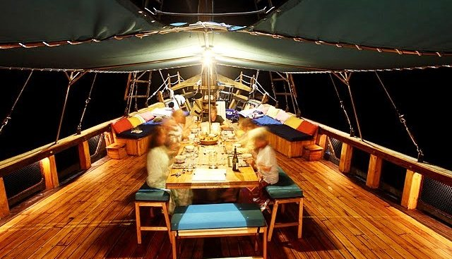 Tiger Blue Charter Yacht - 7