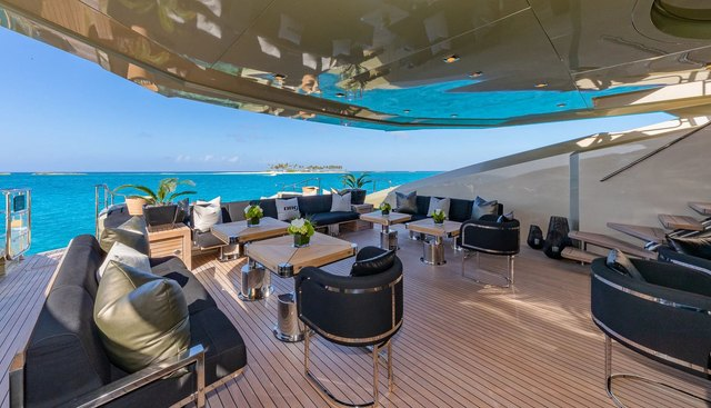 DB9 Charter Yacht - 3