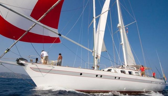Dame des Tropiques Charter Yacht - 5