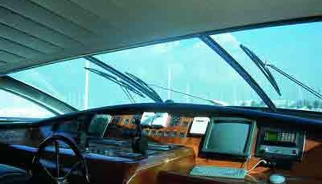 Gina M Charter Yacht - 5