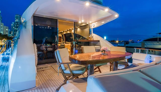 Lady H Charter Yacht - 4