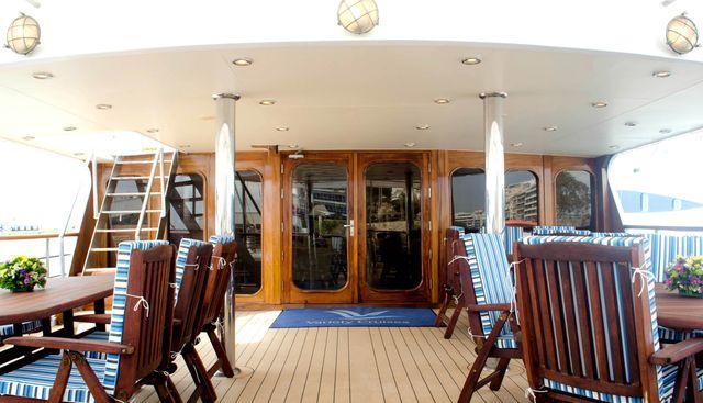 To Callisto Charter Yacht - 3