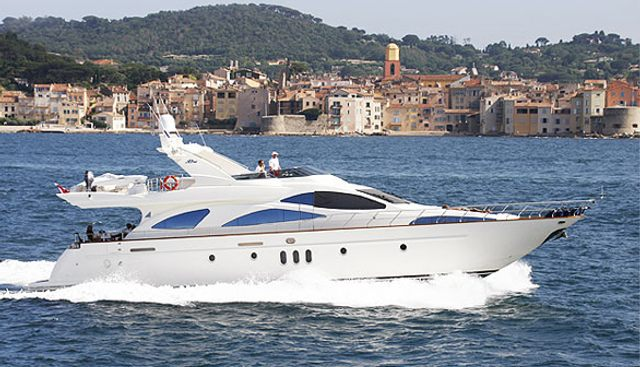 XS Charter Yacht