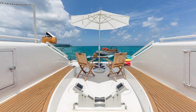Rogue Charter Yacht - 4
