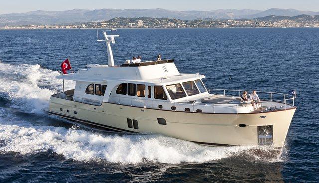 Antalya Charter Yacht