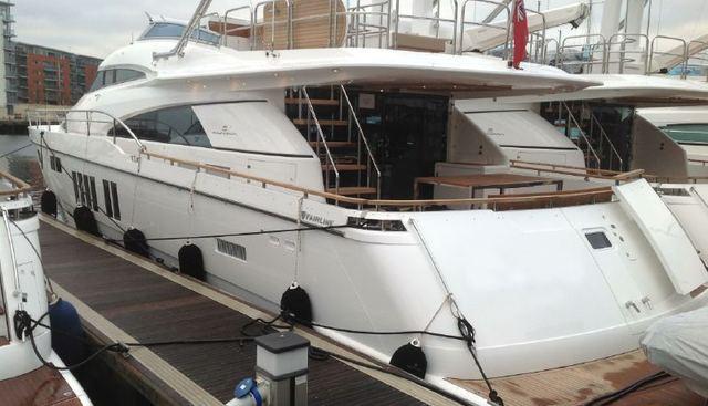 Liquid Asset Charter Yacht