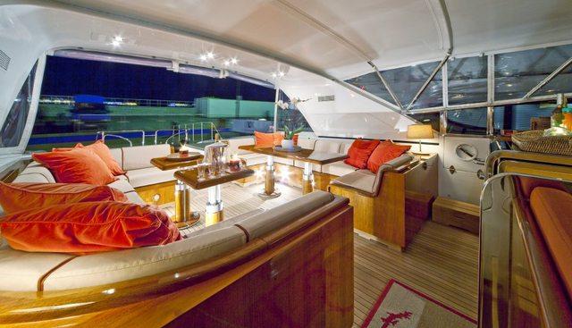 Mamba Charter Yacht - 4