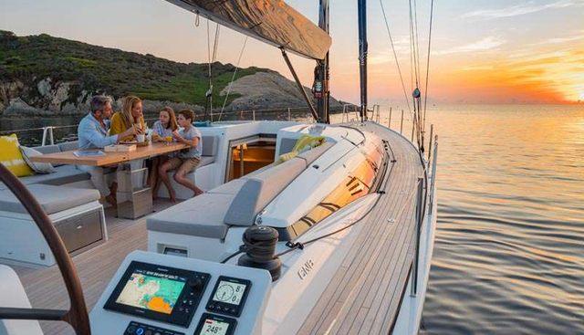 GIGI OF LYMINGTON Charter Yacht - 4
