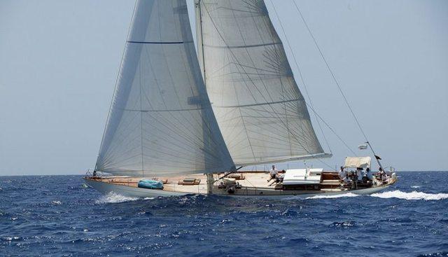 Aurelius Charter Yacht