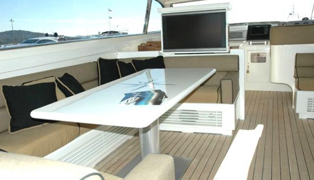 Leopard Charter Yacht - 5