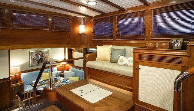 Eugenia VII Charter Yacht - 8