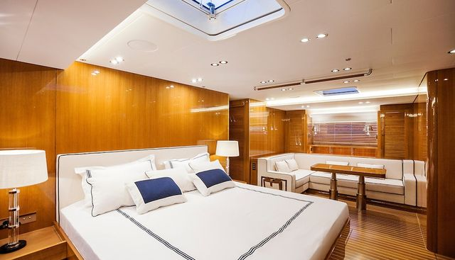 Solleone Charter Yacht - 4