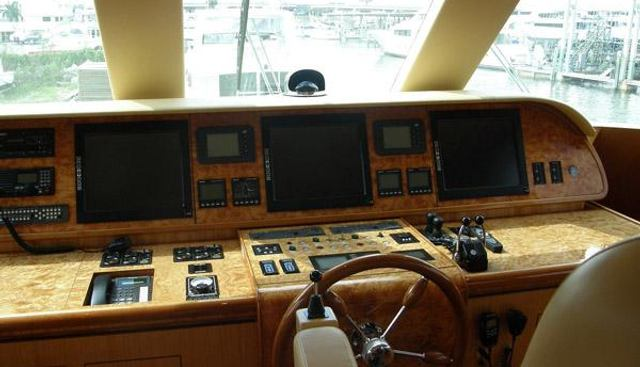 Ellen Louise Charter Yacht - 3