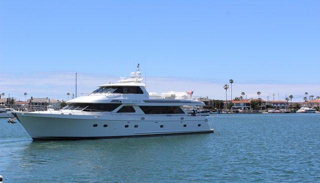 Sveti Nikola Charter Yacht