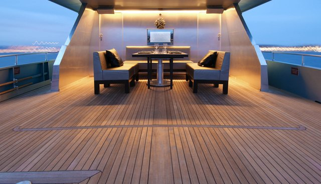 Chato Charter Yacht - 2