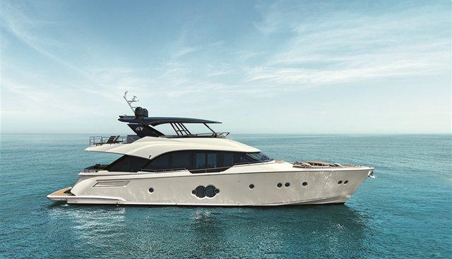 St Giorgio Charter Yacht