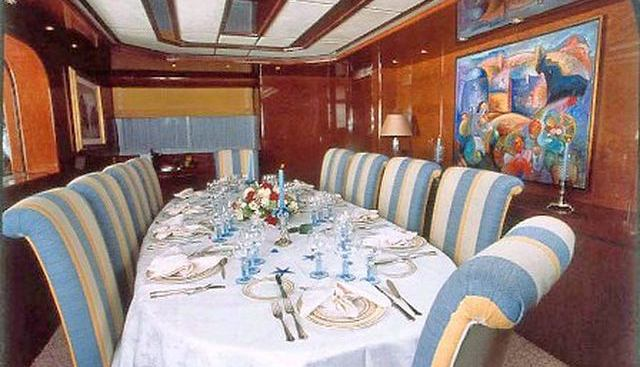 Alia 7 Charter Yacht - 8