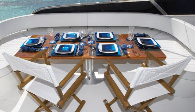 Jackie One Charter Yacht - 5
