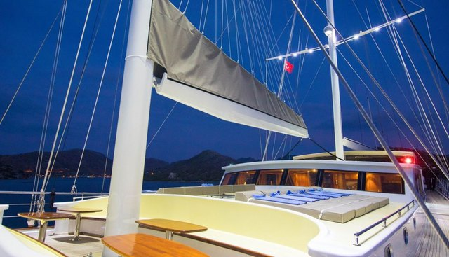 Nevra Queen Charter Yacht - 3