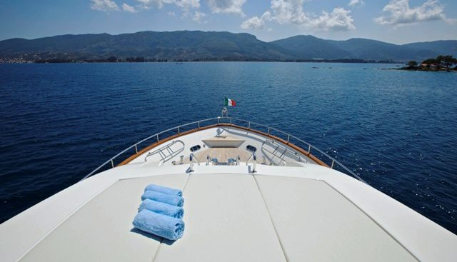 Gioe Charter Yacht - 3