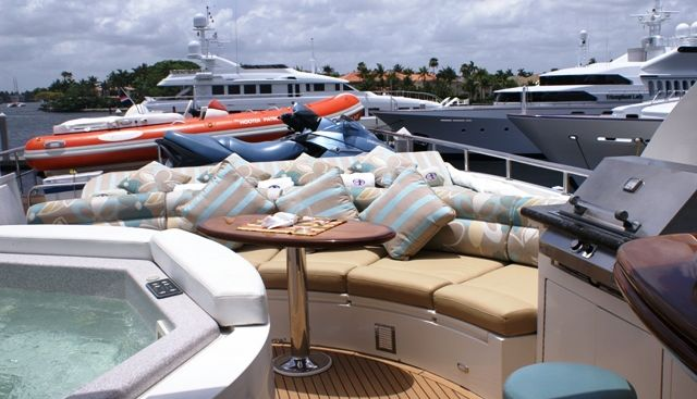 The Program Charter Yacht - 5