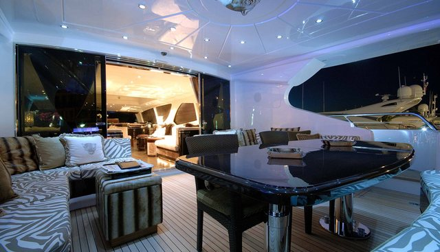 African Cat Charter Yacht - 5