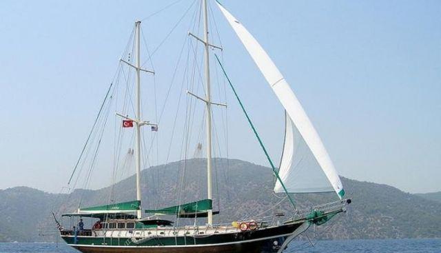 Michele Charter Yacht