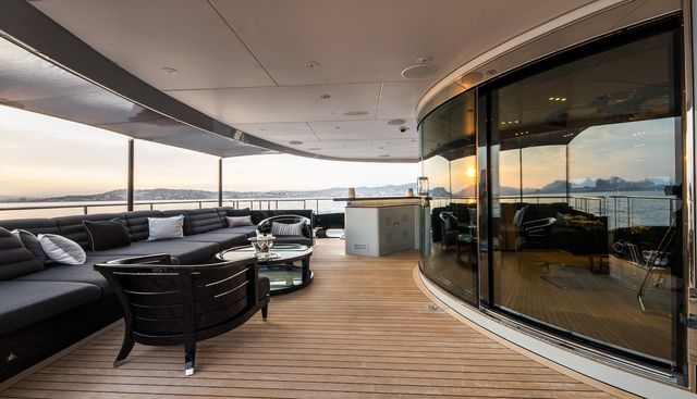 Bliss Charter Yacht - 5