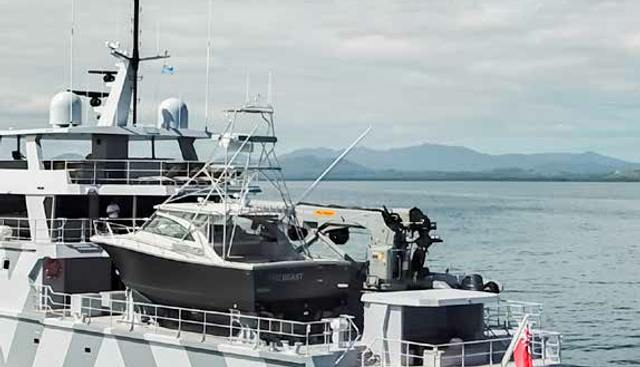 The Beast Charter Yacht - 5