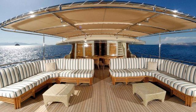 Meserret Charter Yacht - 3