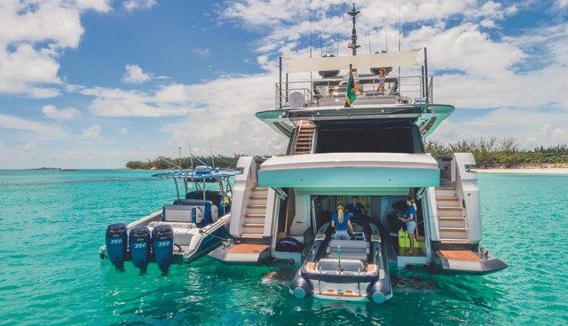 Vista Blue Charter Yacht - 4