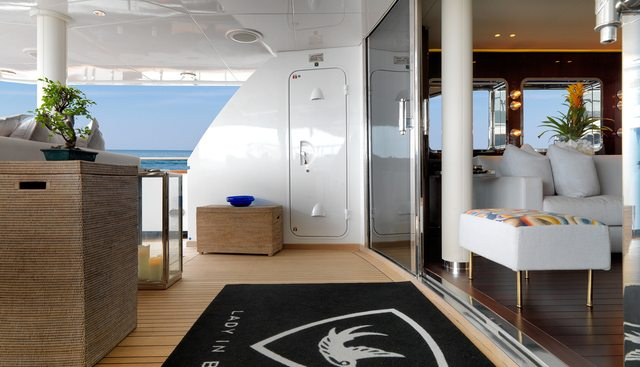 Lady in Blue Charter Yacht - 6