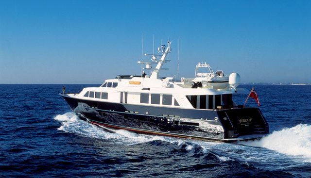 Sharon Lee Charter Yacht - 3