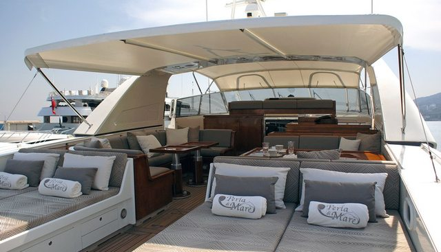 Take Off Charter Yacht - 2