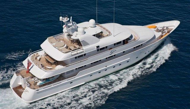 Solaia Charter Yacht