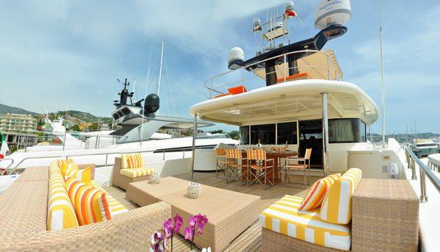 Conquistador Charter Yacht - 2