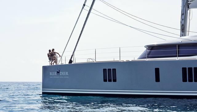 Blue Deer Charter Yacht - 2