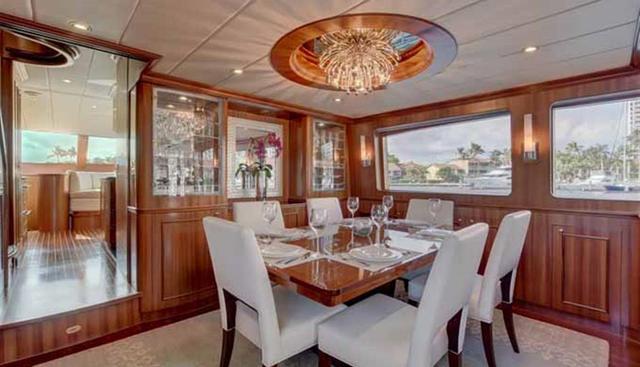 Lexington Charter Yacht - 8