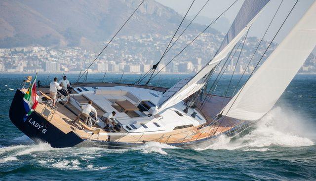 Lady G Charter Yacht - 3