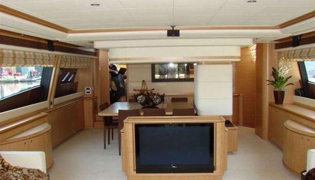 Aurora Dignitatis Charter Yacht - 4