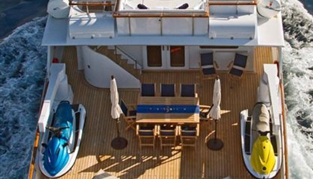 L'Albatros Charter Yacht - 4