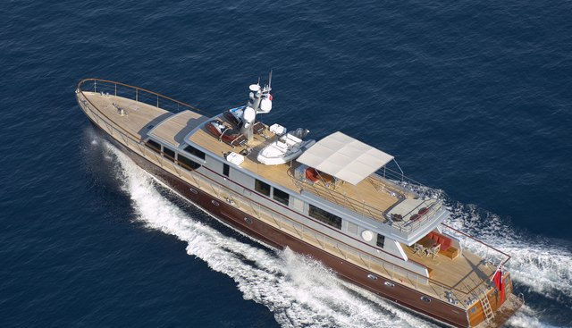 Tempest WS Charter Yacht - 2
