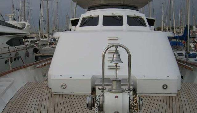 Herma Charter Yacht - 5