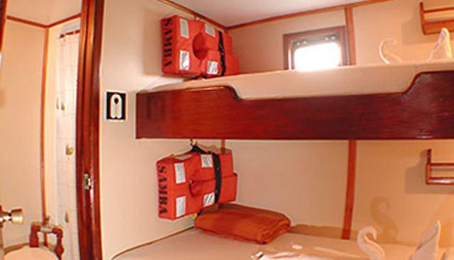 The Samba Charter Yacht - 4