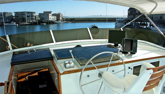 Mary Elizabeth II Charter Yacht - 2