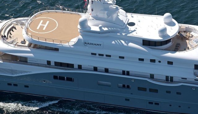 Radiant Charter Yacht - 3