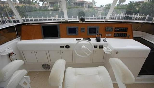 King Kalm Charter Yacht - 5