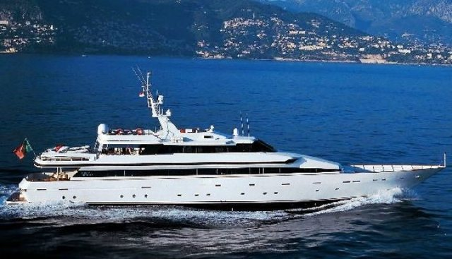 Costa Magna Charter Yacht