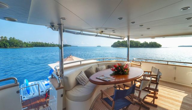 Encore Charter Yacht - 4