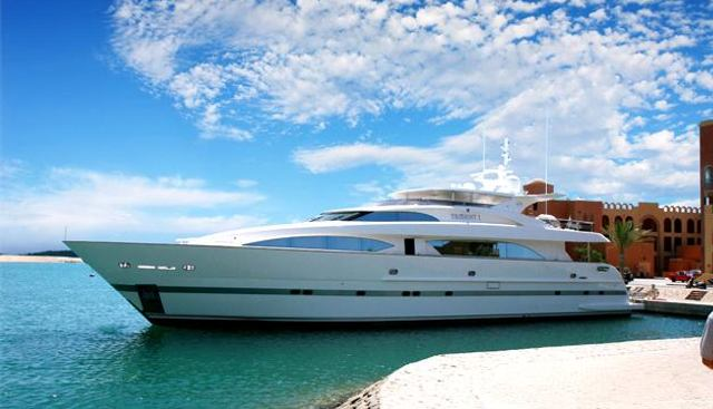 Trident I Charter Yacht - 2